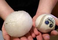 冰雹比壘球大:暴風雨龍捲風侵襲 美遭遇雷暴天氣