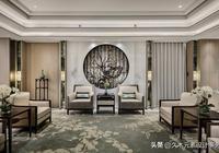 400㎡中式輕奢風格別墅,感受溫潤充盈的居家生活!