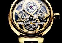 路易威登LV的陀飛輪腕錶怎麼樣?