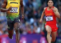 從短跑三項的成績來看,是黃種人短跑厲害?還是白種人短跑厲害?