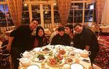 李治廷與家人聚餐,姐弟三人李治廷最帥