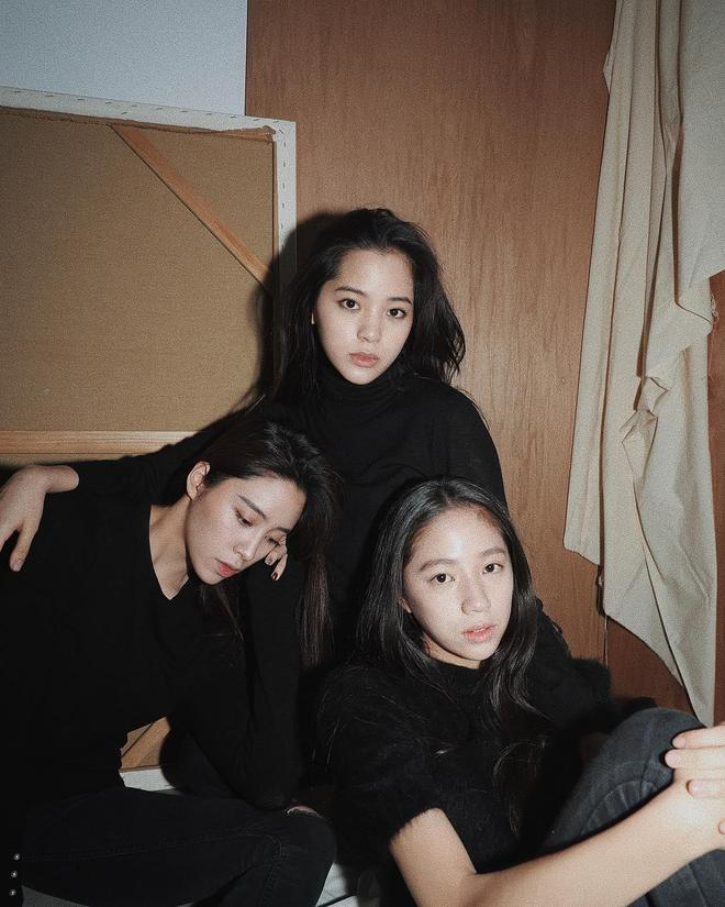 歐陽娜娜,歐陽妮妮,歐陽娣娣,3姐妹顏值在線,穿衣風格有共性