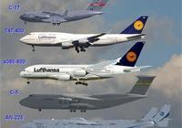 為什麼客機機翼在機體下方,運輸機機翼在機體上方?