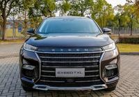 油耗7.4L,配全時全輪驅動,奇瑞首款高端SUV預售11萬起!