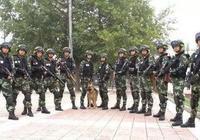 中國武警722特種部隊