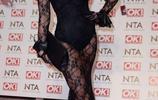 Stephanie Davis倫敦出席活動 腳踩恨天高高跟鞋