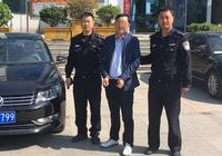 河南焦作:焦作交警:焦作交警精準布控 抓獲一名網上逃犯
