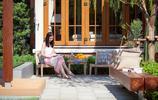 庭院設計:兩個防雨庭院,庭院中設計小型噴水池真的是不錯的選擇
