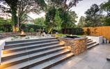 庭院設計:老外的花園居然搞上了兵馬俑,這是得有多愛中國文化啊