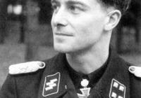 """馬爾梅迪 """"屠夫 """"之 納粹黨衛軍顏值少校 約阿希姆·派普"""