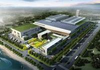 國內規模最大醫廢焚燒廠將在老港建造!現代建築手法與工藝設施完美結合!