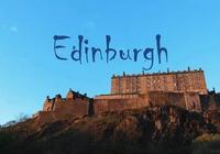 愛丁堡,一座生活在電影裡的城市