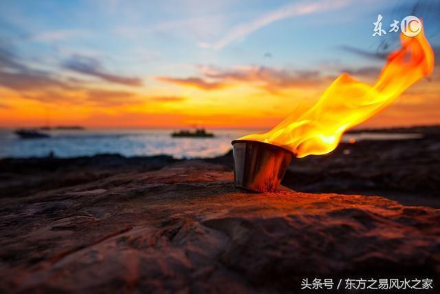 命理風水,四柱八字喜用神為火的案例