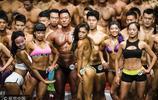2017全港健美錦標賽:女選手巾幗不讓鬚眉霸氣秀肌肉