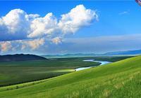 呼倫貝爾大草原?