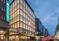 """京都最新蘋果旗艦店:福斯特用這種特殊""""紙""""打造了個日本燈籠"""
