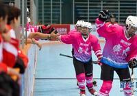 輪滑冰球——廣東勝北京