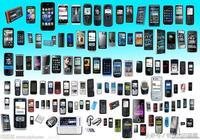 你接觸的第一款智能手機是哪一款?很多人就算暴露年齡也會說的