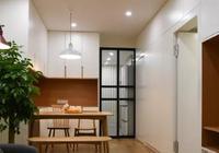 晒晒香港68平米的小房子,頭次見衛生間裝兩個門,臥室也抬高一米