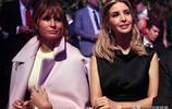 伊萬卡多次與梅拉尼婭出席活動,兩人面部表情暴露了相處並不愉快