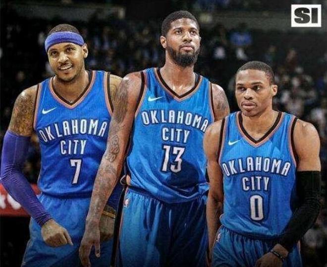 NBA2017賽季的5大看點,騎士雷霆火箭三雄圍剿勇士,周琦能否立足
