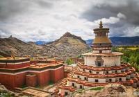神祕塔爾寺