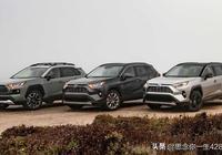 2019年最重磅SUV新車,豐田全新RAV4實拍圖賞
