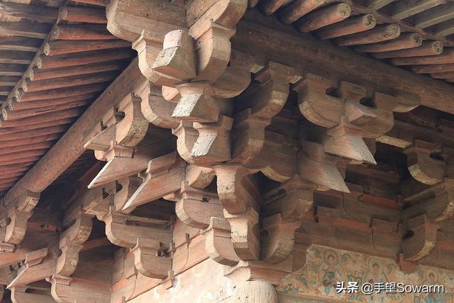因為古人的這種智慧,故宮不僅抵禦了200多次地震還能拆卸遷移