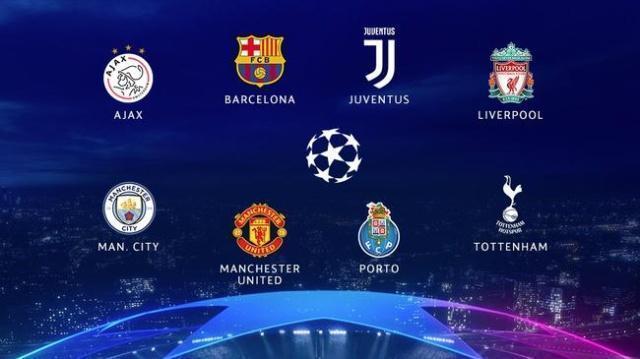 歐冠8強抽籤,各項數據分析梅西C羅強弱,贏家就會創造歷史