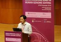 賀建奎:7對夫婦20餘個胚胎進行了基因編輯,父母均來自艾滋病志願小組