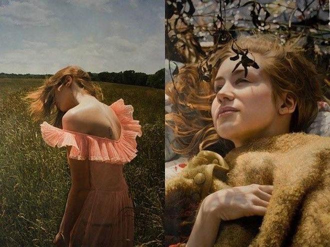 以色列畫家畫出的油畫比照片還要清晰,遠超艾軒、楊飛雲
