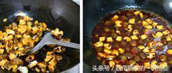 老乾媽做出來的美食:試試老乾媽燒豆腐吧