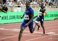 9秒91!加特林摩納哥百米0.01秒擊敗萊爾斯 斬獲第二個鑽石賽冠軍