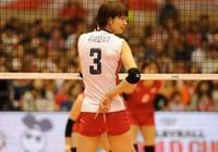 日本女排惠若琪雖被王一梅砸暈過 但不妨礙她是日本女排傳奇
