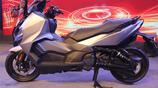 這應該是國產最大排量的踏板了!水冷雙缸465CC!