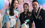 娛樂八卦:模特出生的香港巨星任達華,女兒更是天生的模特胚子