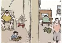 8幅漫畫告訴所有父母:你的孩子未來是什麼樣子,全在於自己