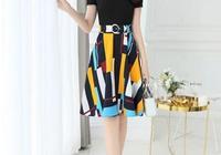 腿粗的女人夏天穿搭有講究,這6款裙子可以幫你遮肉顯瘦!