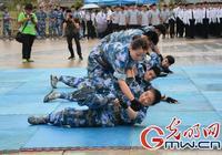 欽州學院舉行航海文化節
