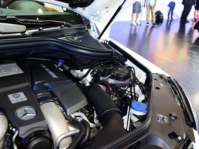 汽車圖集:奔馳GLE AMG 2015款 AMG GLE 63 運動SUV