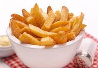 薯條怎樣做好吃?
