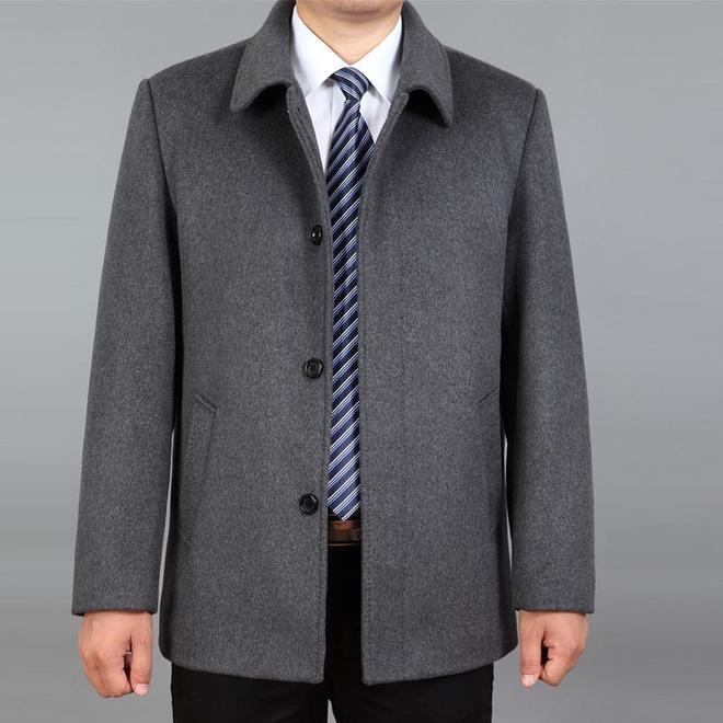 今年流行一男裝:開車裝,又叫雪地服,十個老闆九個穿,保暖極帥