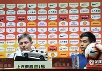 廣州德比賽前發佈會:弋騰擔任富力隊長 扎哈維不需要激勵