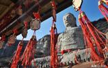 山西太原有一尊世界第二高的大佛,你知道是哪嗎?