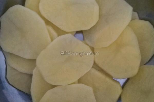 微波爐薯片