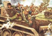日蘇坦克大戰:皇軍之花變成皇軍之渣,日軍喪膽哈拉哈河
