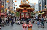 """全世界唯一的一條叫做""""南京町""""的唐人街"""