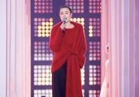 宋佳的衣品不得了,闊腿褲搭配寬鬆大紅毛衣竟比模特還美!