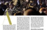 君臨天下!女王範的夏奇拉出現在雜誌