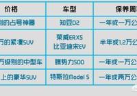 ERX5純電版的車是不是和普通燃油車保養時間有區別?